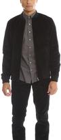 A.P.C. Blouson Paddy Velour Corduroy Jacket