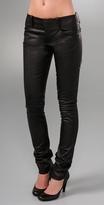Leather WWB Skinny Pant