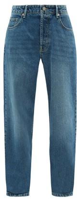 Raey Opa Baggy Boyfriend Jeans - Dark Blue