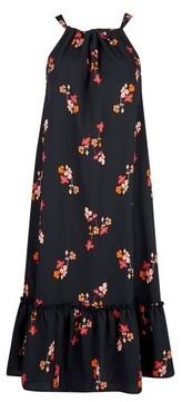 Dorothy Perkins Womens **Vero Moda Black Tie Sleeveless Dress, Black