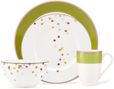 Kate Spade Market Street Green 4 Piece Place Setting