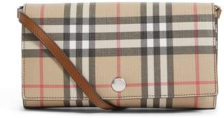 Burberry Vintage Check Wallet