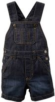 Carter's Baby Boy Denim Shortalls