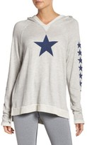 Hard Tail Women's Star Print Hoodie