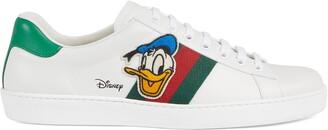 Gucci Men's Disney x Ace sneaker