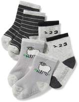 Old Navy 3-Pack Crew Socks for Baby