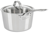 3.5QT. Contemporary Stainless Steel Sauce Pan