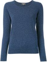 N.Peal cashmere plain jumper