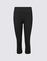 M&S Collection Performance Cropped Leggings