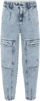 Stella McCartney Leane 80s Wash jeans