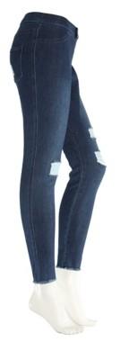Mix No. 6 Ripped Denim Women's Leggings