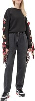 Thumbnail for your product : Alanui Pockets Detailed Jeans