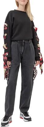 Alanui Pockets Detailed Jeans