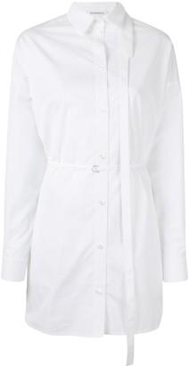 Boyarovskaya Long Poplin Shirt