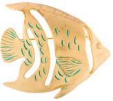 Givenchy Fish Brooch