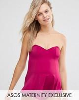 Asos Sweetheart Tankini Bikini Top