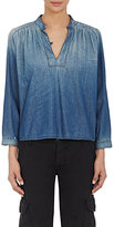 NSF Women's Adelade Top-Blue Size Xs