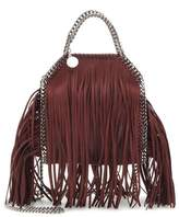 Stella McCartney Falabella Mini fringed shoulder bag