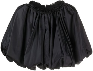 Comme des Garcons Cropped Balloon Top