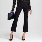Who What Wear Women's Cropped Flare
