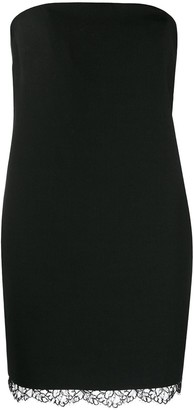 Philosophy di Lorenzo Serafini Bandeau Mini Dress