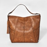 Mac & Jac Mac + Jac Hobo Bags Bolo Shopping Bag Brown Solid