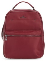 Celine Dion Presto Nylon Backpack - Burgundy