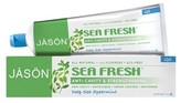 Jason Tooth Gel Sea Fresh Fluoride - 6 oz