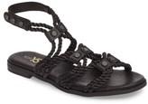 Yosi Samra Women's Marina Rope Sandal