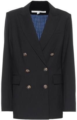 Veronica Beard Ellette Dickey wool-blend blazer