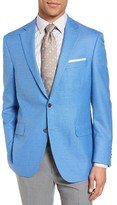 Peter Millar Men's Classic Fit Wool Blazer