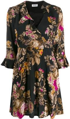 Liu Jo floral shift dress