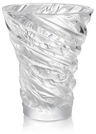 Lalique Carpes Koi Vase