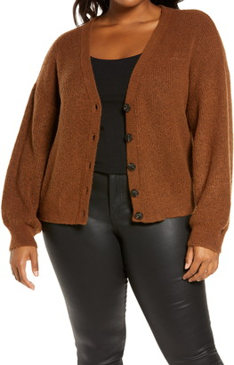 Leith Ribbed Cardigan