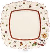 Villeroy & Boch Toy's Delight Square White Dinner Plate