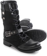 Blackstone CW66 Boots - Leather-Suede (For Women)