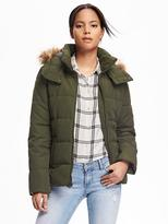 Old Navy Frost Free Hooded Jacket for Women