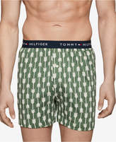 Tommy Hilfiger Men's Cotton Printed Boxers