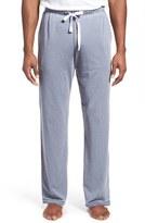 Daniel Buchler Washed Cotton Blend Lounge Pants