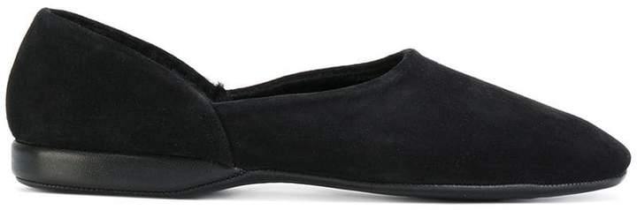 Church's shearling slippers