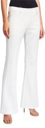 Elie Tahari Anna Boot-Cut Pants