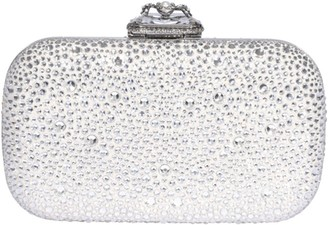 Alexander McQueen Box Clutch Bag