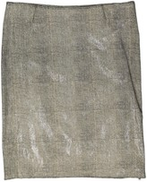 Joseph Beige Leather Skirts