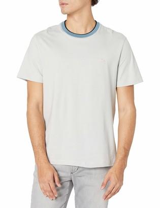 Lacoste Men's Short Sleeve Semi-Fancy T-Shirt