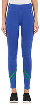 Tory Sport Women's Chevron Tech-Jersey Leggings