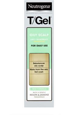 Neutrogena T/Gel Anti-Dandruff Shampoo for Oily Scalp 125ml