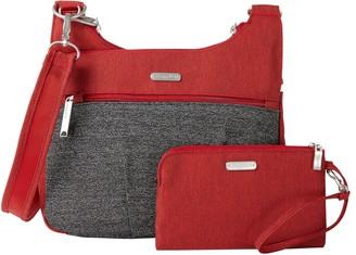 Baggallini Anti-Theft Crossover Crossbody Bag