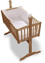 Clair De Lune Marshmallow 2 Piece Rocking Crib Set - White
