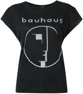 R 13 Bauhaus T-shirt - women - Cotton/Cashmere - S