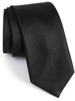 BOSS Men's Solid Silk Tie